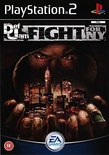Def Jam Fight for New York