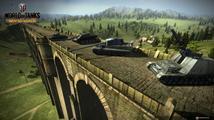 Populární multiplayerovka World of Tanks míří na Xbox One