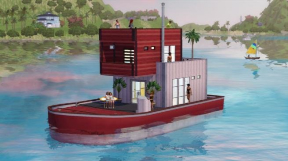 The Sims 3: Tropický ráj