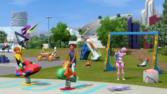 The Sims 3: Filmové rekvizity