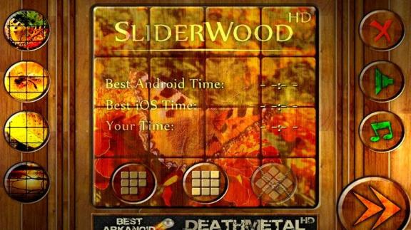 SliderWood HD