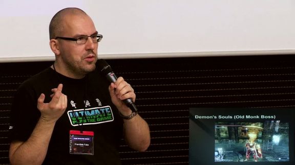 GDS 2013: František Fuka - Nezávislí vývojáři, naděje lidstva
