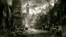 Adventura Blackmore slibuje japonsko-západní steampunk