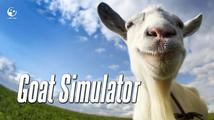 Z bizarního vtípku Goat Simulator se stane opravdová hra