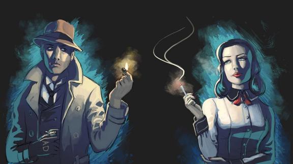 Vývojářský deník BioShock Infinite: Burial at Sea hýří spoilery