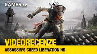 Assassin's Creed Liberation HD - videorecenze