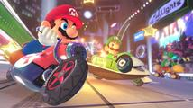 Mario Kart 8 šlápne na plyn na konci května