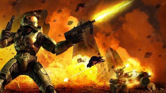 Halo 2 Vista dojmy z veletrhu CES