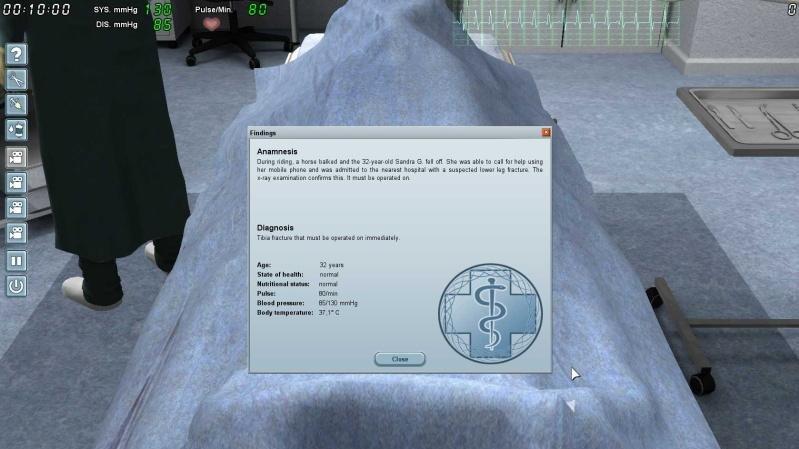 Simulátor chirurgie 2011