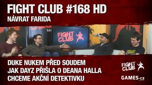 Fight Club #168 HD: Návrat Farida