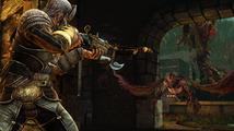Beastmaster umí v online akci Nosgoth ovládat létání i brokovnice