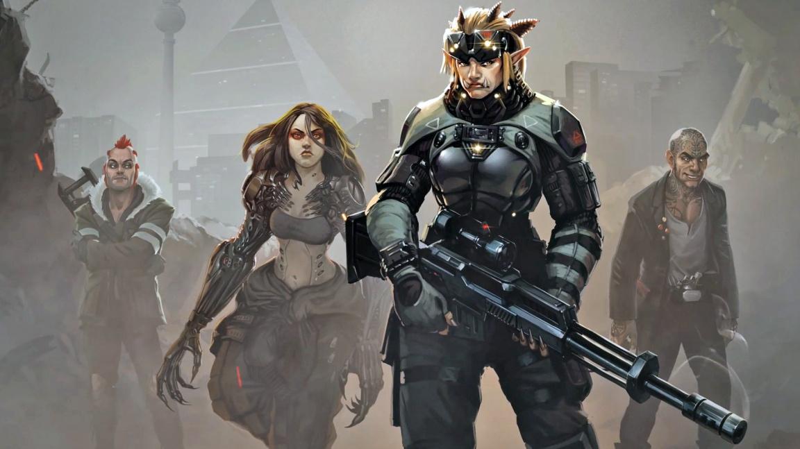 Shadowrun: Dragonfall - recenze