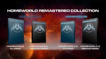 Homeworldy se vrací v remasterované edici i se sběratelkou