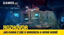 Rozhovor: Jan Kavan z CBE Software o hororech a herní hudbě