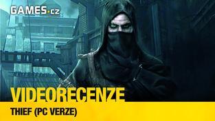 Thief - videorecenze PC verze