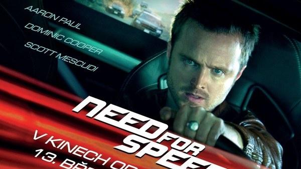 Projekce filmového Need for Speed pro čtenáře Games.cz!