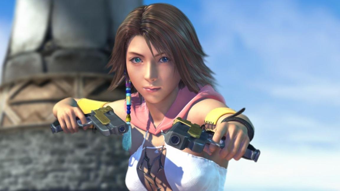 Nové záběry remasterovaného Final Fantasy X pro PS Vita