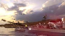 Wargame: Red Dragon předvádí chaos námořní války