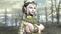 Fantasy Kingdom Under Fire II předvádí úpravu postavy