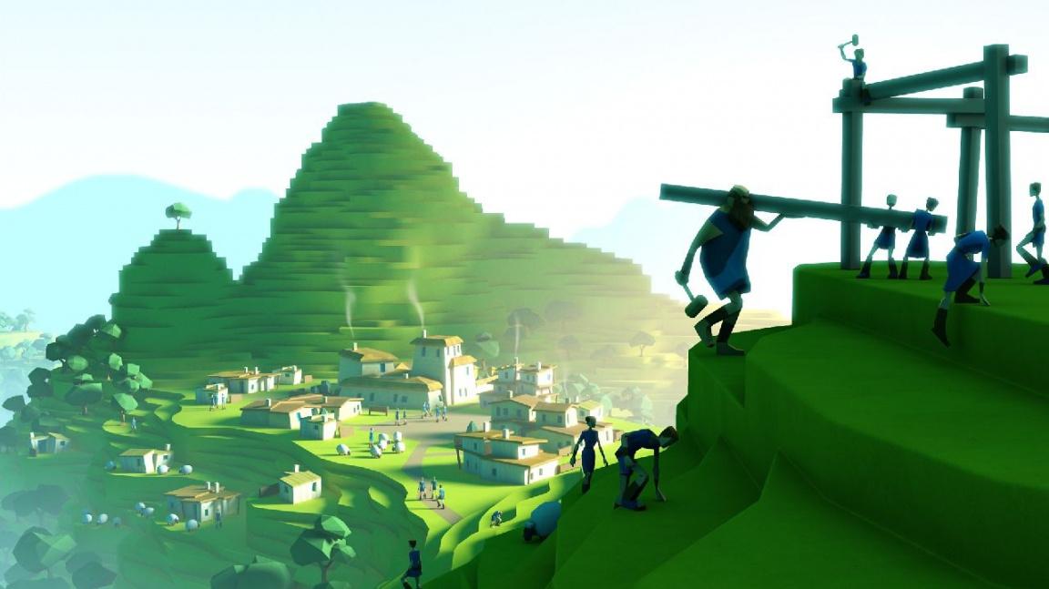 GDC 2014: Peter Molyneux a jeho cesta k indie vývoji aneb od uklizeného stolu zpátky k chaosu