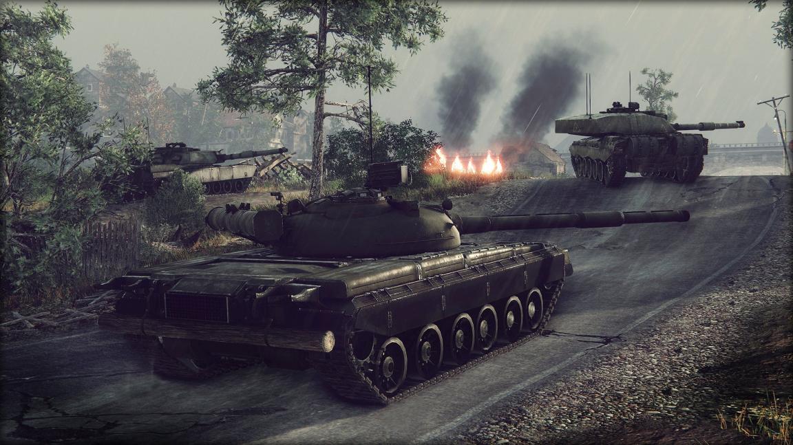 Tanková akce Armored Warfare nabídne tři typy munice i řízené střely