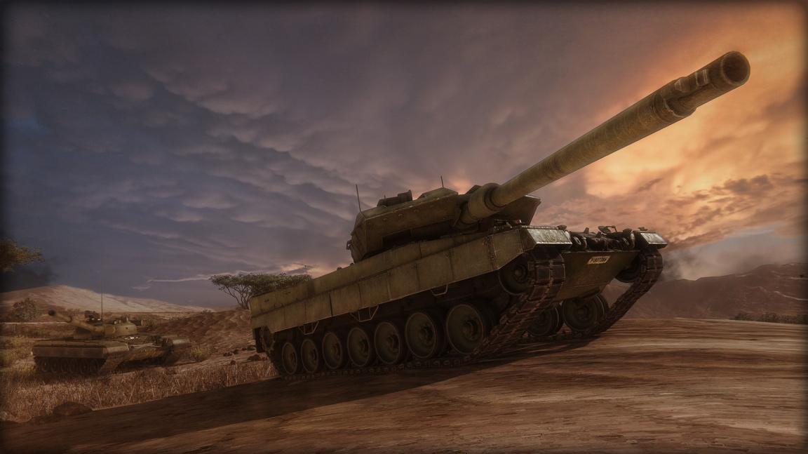 Obsidian předvádí řádění tanků v Armored Warfare i tvorbu grafiky pro RPG Pillars of Eternity