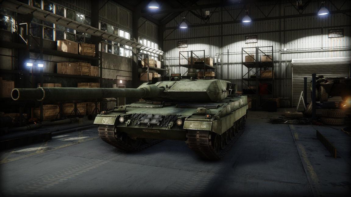 Video z tankové Armored Warfare představuje jednotlivé třídy vozidel