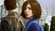 Elizabeth jako inteligentní parťák v Bioshock Infinite