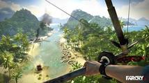Videa z Far Cry 3 ukazují tvář hry šílenou a skriptovanou