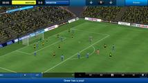 Football Manager Classic 2014 pro Vitu ukazuje zápasový engine