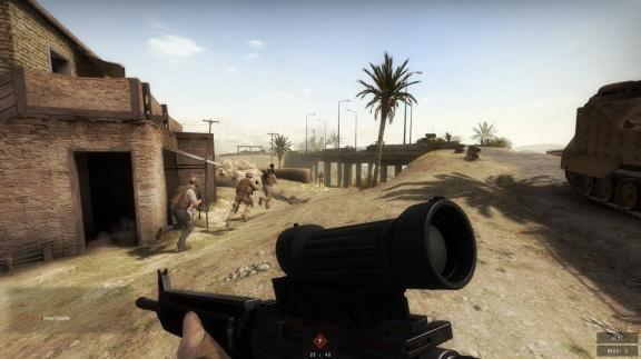 Válečná taktická akce Insurgency přichází s updatem Molotov Spring