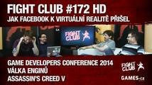 Fight Club #172 HD: Jak Facebook k virtuální realitě přišel