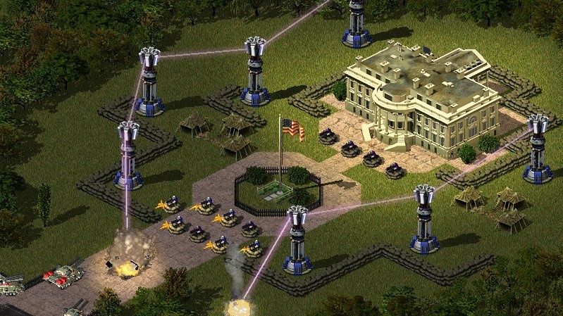 Nejlepší mody pro oživení Command & Conquer: Red Alert 2