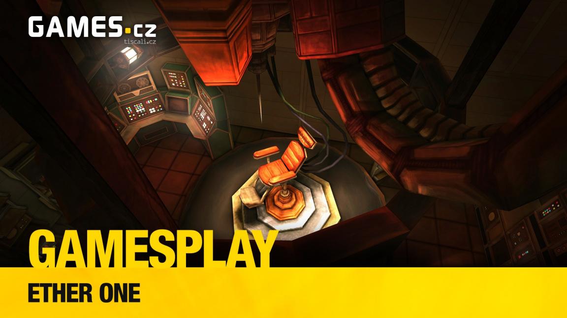 GamesPlay: hodinový záznam z hraní mysteriózní adventury Ether One