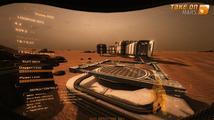 Update pro Take on Mars přinesl budování marťanské kolonie