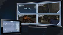 V taktické sci-fi akci Salvaged ovládáte vojáky na čtyř obrazovkách
