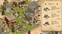 Strategie 1849 vás nechá budovat města v době zlaté horečky