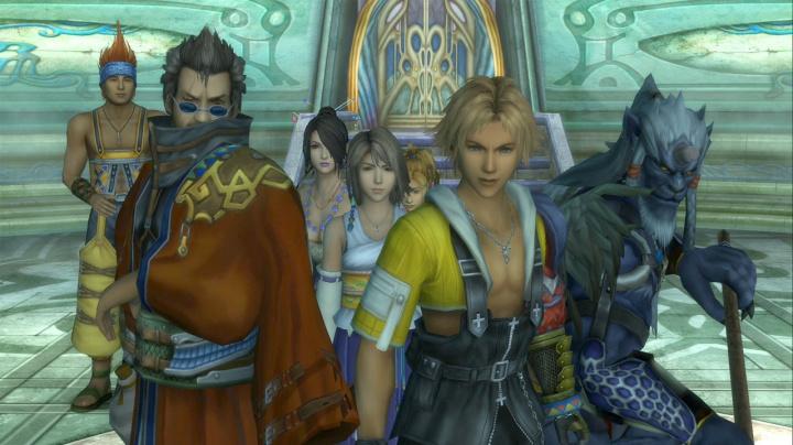 Final Fantasy X/X-2 HD Remaster  - recenze