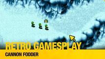 Retro GamesPlay: sledujte akční klasiku Cannon Fodder