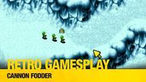 Retro GamesPlay: Cannon Fodder