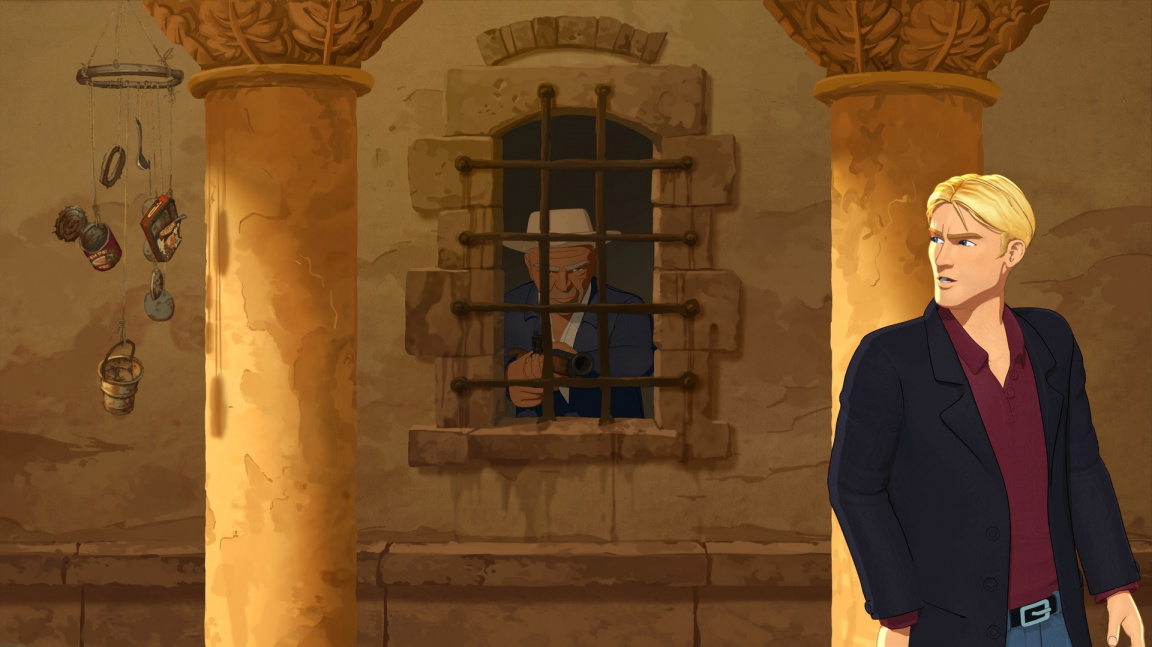 Broken Sword: The Serpent's Curse - recenze druhé části