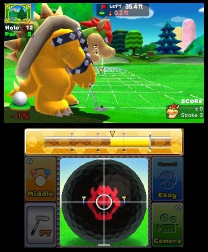 Mario Golf World Tour