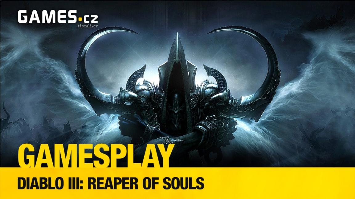 GamesPlay: hodinka hraní Diablo III Reaper of Souls