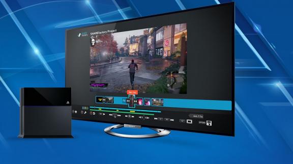 Velký PS4 udpate přináší spoustu nových funkcí včetně editoru videí