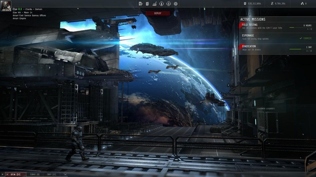 CCP předělává Dust 514 pro PC pod pracovním názvem Project Legion