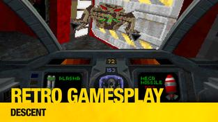 Retro GamesPlay: Descent