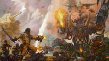 Warhammer 40K: Armageddon se chlubí stovkami jednotek včetně supertěžkých tanků