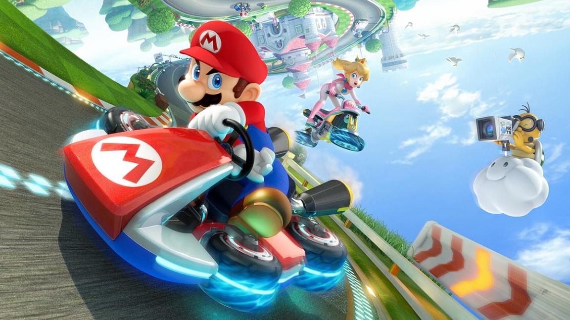 Mario Kart 8 - recenze
