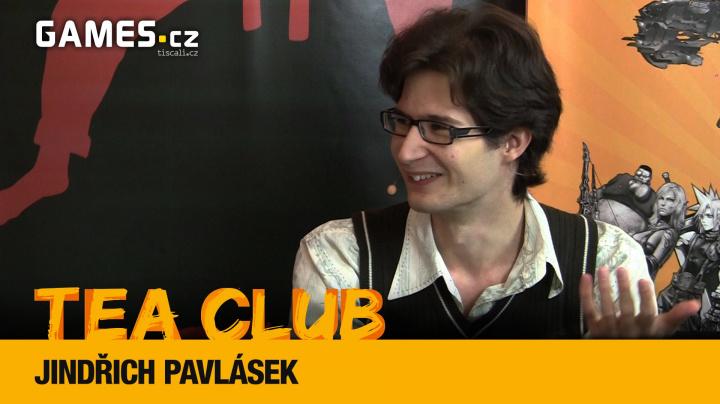 Tea Club #3: Jindřich Pavlásek o tahovce Cubesis