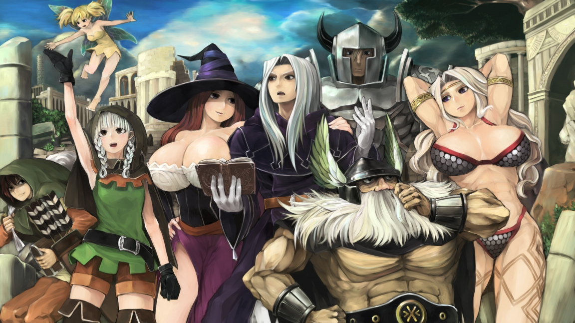 Dragon's Crown - recenze